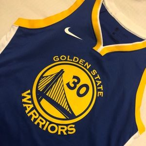 Curry #30 jersey